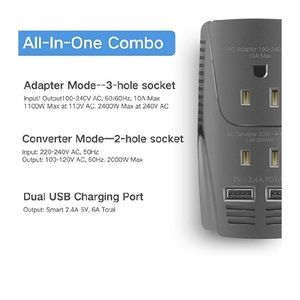 DoAce Other - DoAce voltage converter